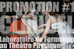 LABORATOIRE DE FORMATION AU THÉÂTRE PHYSIQUE / Paris